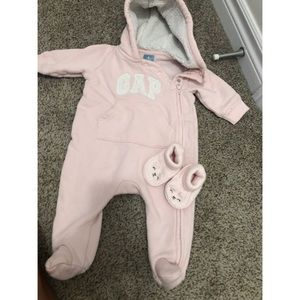 0-3m baby outfit